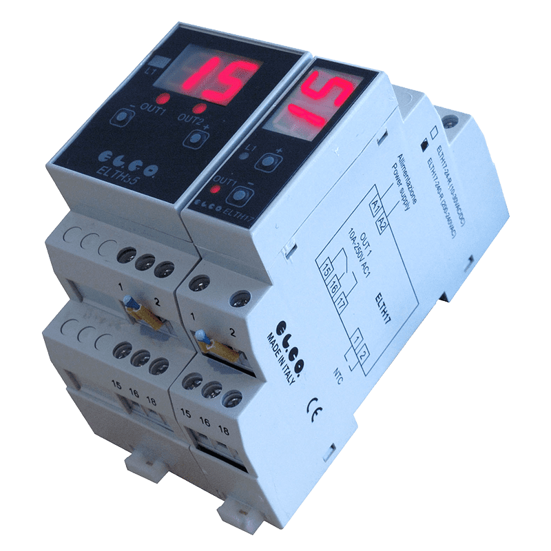 Elco - Moduli interfaccia - ELTH17